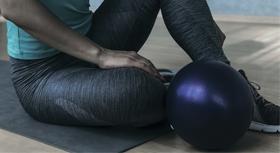 Yoga On The Ball Коммерческий Класс